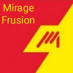 x2 Mirage Frusion Flavor Shot