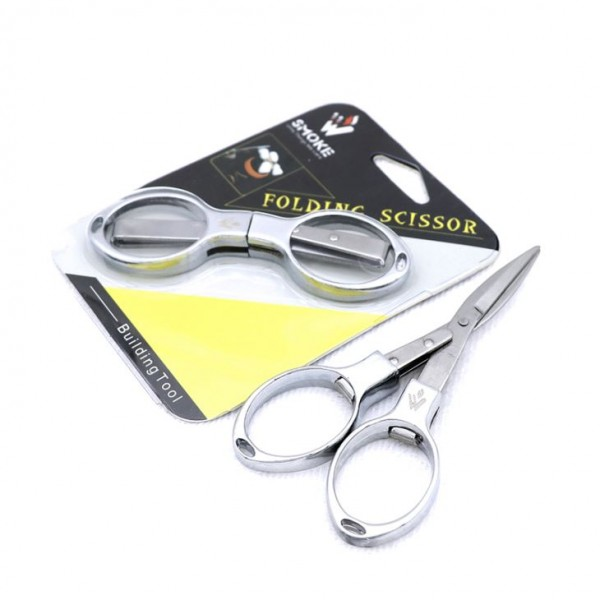 Smoke Folding Scissor