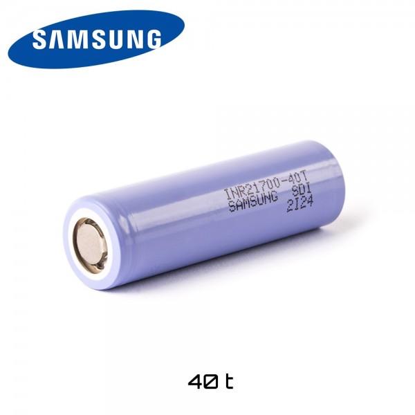 Samsung 40T 21700 4000mAh 30A