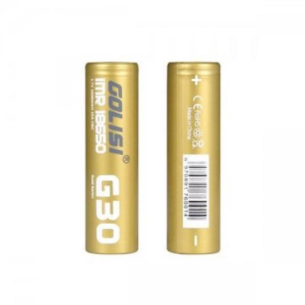 Golisi G30 18650 3000mAh 20A (2pcs)
