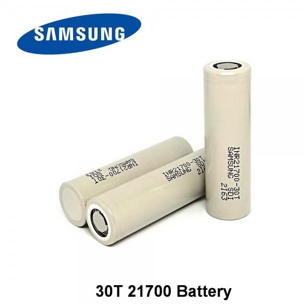 Samsung 30T 21700 3000mAh 35A