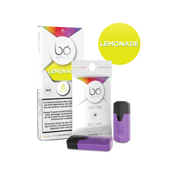 Bo Vaping Lemonade