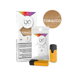 Bo Vaping Blond Tobacco