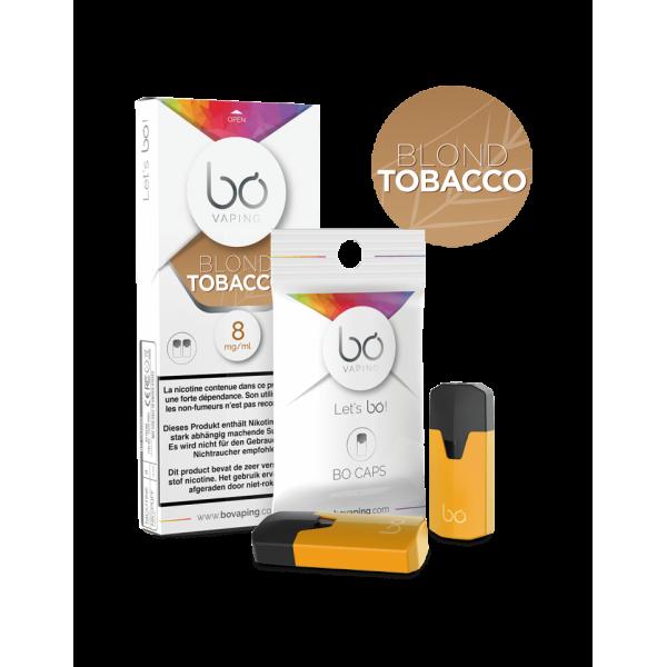 Bo Vaping Blond Tobacco