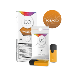 Bo Vaping Butterscotch Tobacco