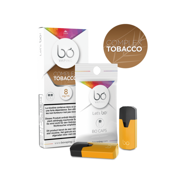 Bo Vaping Complex Tobacco