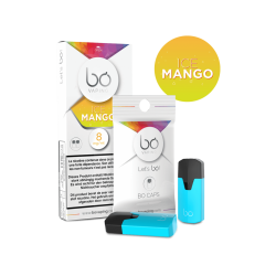 Bo Vaping Ice Mango