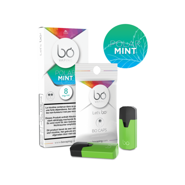 Bo Vaping Polar Mint