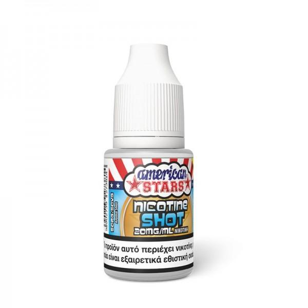 American Stars Nicotine Booster 50/50% VG/PG 20mg