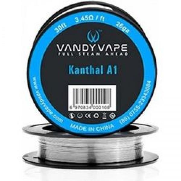 VandyVape Kanthal A1 30ft