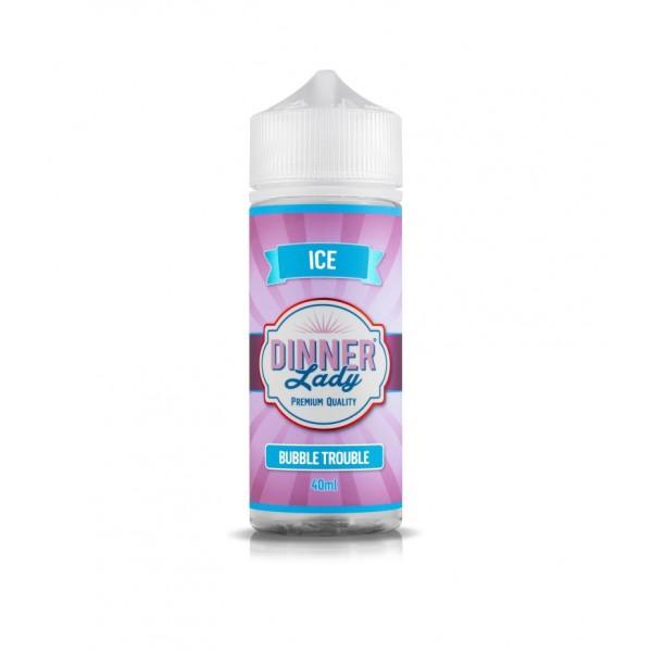 Dinner Lady Bubble Trouble Ice 120ml Flavorshot