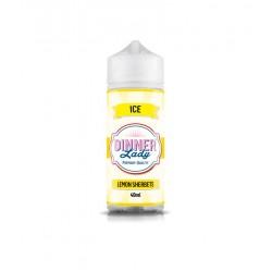 Dinner Lady Lemon Sherbets Ice 120ml Flavorshot