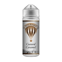 Journey Custard Caramel Flavorshot