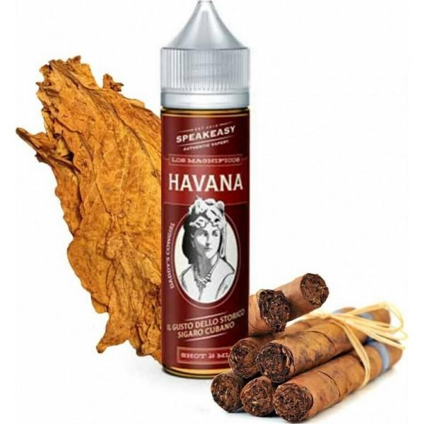 Speakeasy Havana Flavorshot