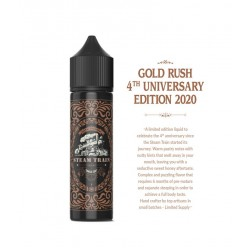 Steamtrain Flavour Shot Gold Rush 60ml