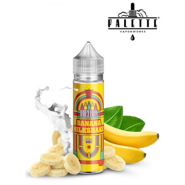 Juicebox Banana Milkshake Flavorshot