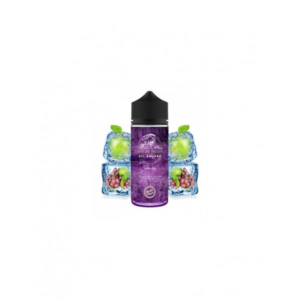 Steamtrain Flavour Shot All Aboard 120ml